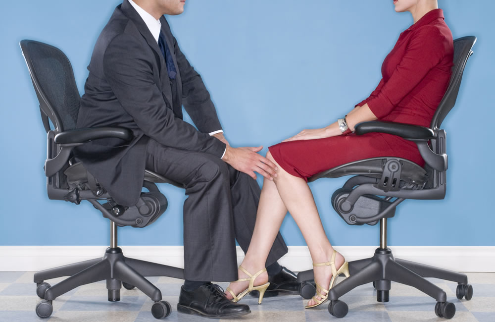 the issue of sexual harassment in the work place