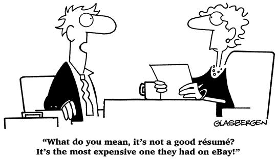 professional resume writer service