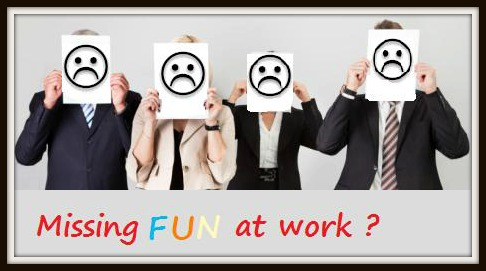 Are your Fun-at-Work activities a flop?