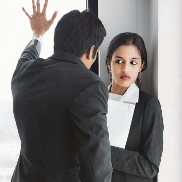 sexual harassment at workplace