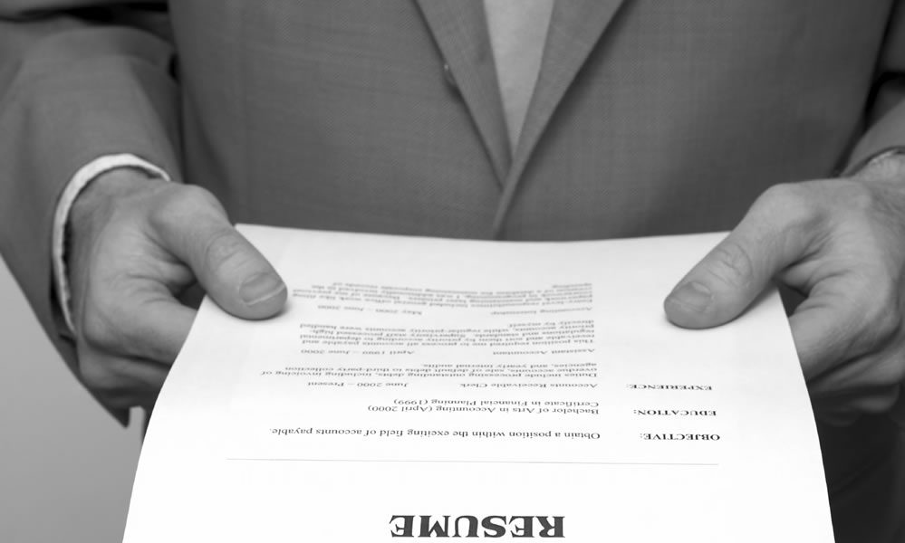 great resume writing tips