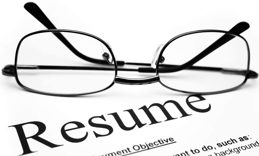resume writing effective tips